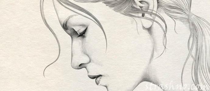 мистическая история о нарисованном портрете