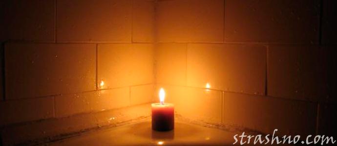 мистический сон про погасшую свечку