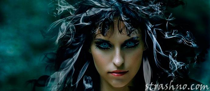 мистическая история о смерти ведьмы и передачи колдовства