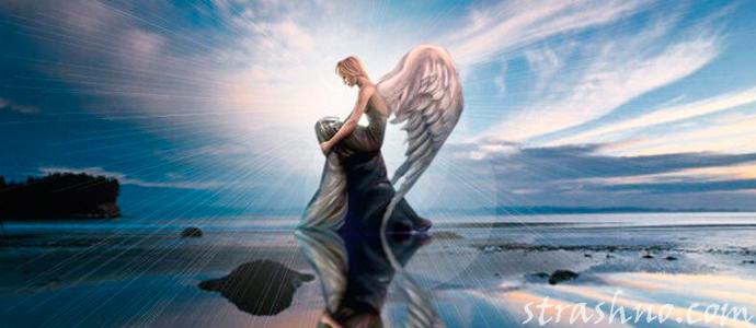 мистическая история о встрече с Ангелом хранителем