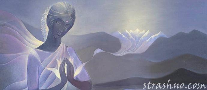 история о страшном сновидении про духа