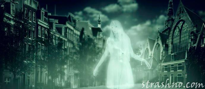правдивая мистическая история о призраках
