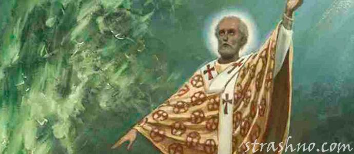 история о чудесном и мистическом спасении с помощью иконы