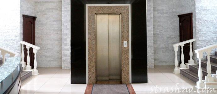 мистическая история о происшествии в лифте