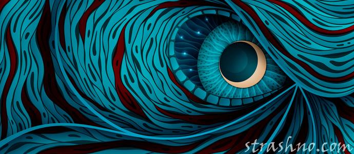 мистическая история о всевидящем оке в чужой квартире