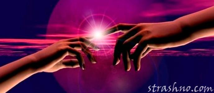 мистическая история о необъяснимой связи с любимым человеком