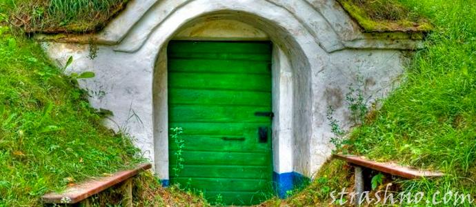 мистическая история о таинственном исчезновении в погребе