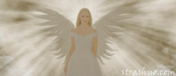 мистическая история о светлом ангеле