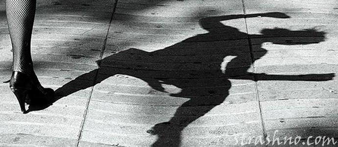 мистическая история о таинственной тени в комнате