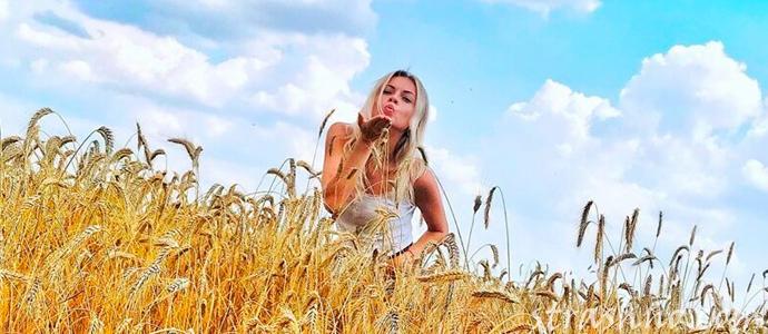 мистика пшеничного поля