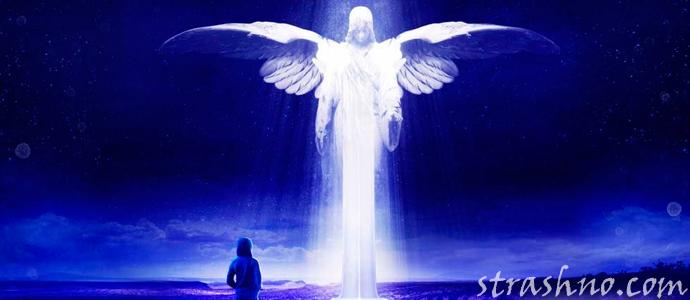 Мистическая история о помощи Ангела