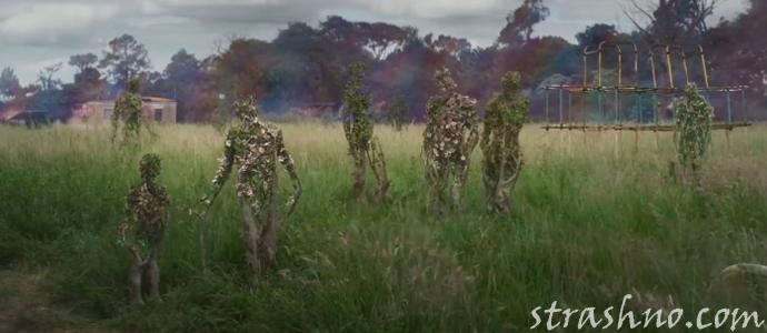 кадр из фильма Аннигиляция