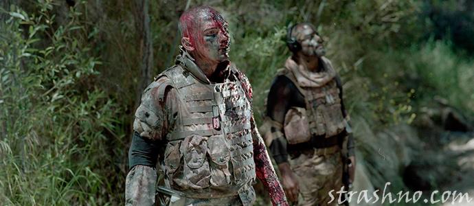 кадр из фильма Инопланетный хищник