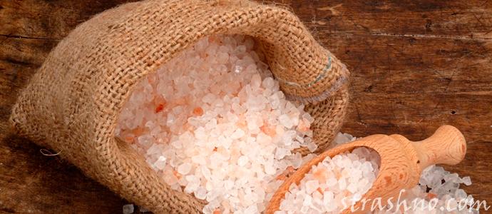 Мистическая история о защитной силе соли
