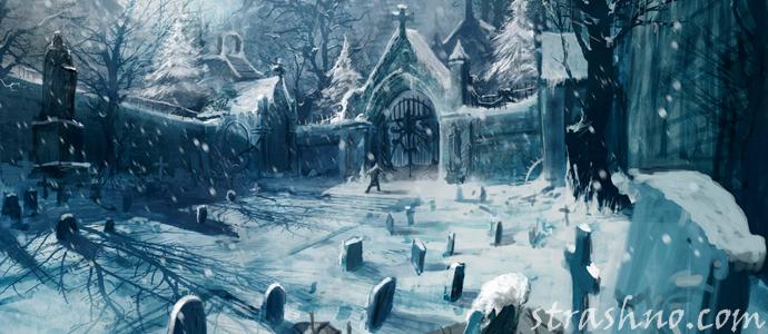 сон о смерти и кладбище