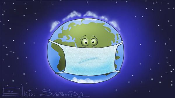 Перепуганная эпидемией планета