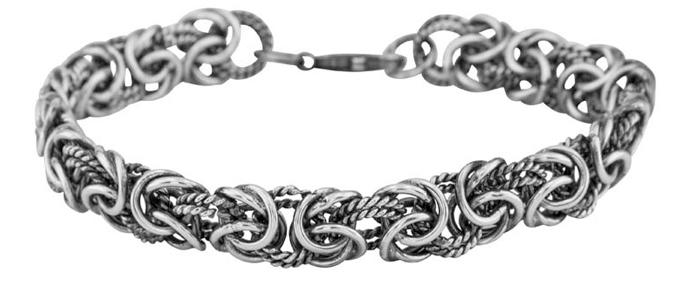 порча на серебряный браслет