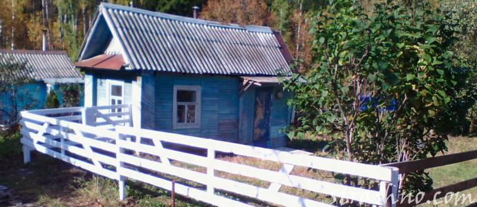история о старом деревенском доме