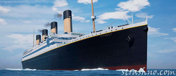 пророчество о гибели Титаника
