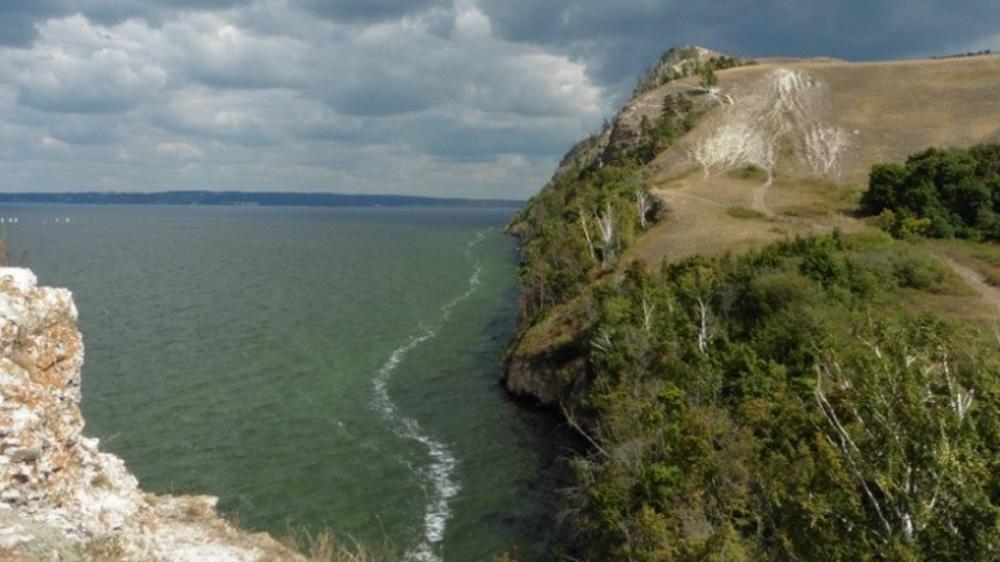 море и гора