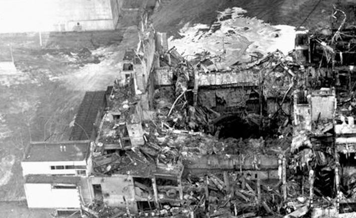 последствия взрыва на ЧАЭС