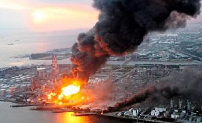 момент страшного взрыва на ЧАЭС