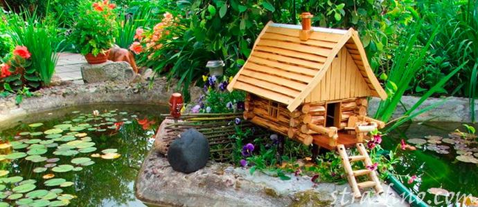 домик домового