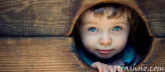 мистика с видением маленьких детей