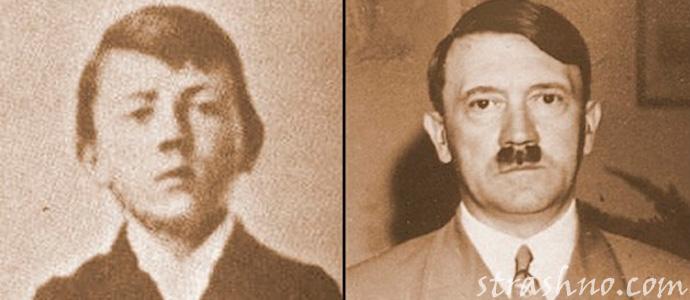 фото тирана Гитлера