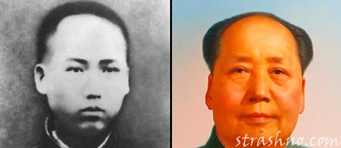 страшный тиран Мао Цзэдун
