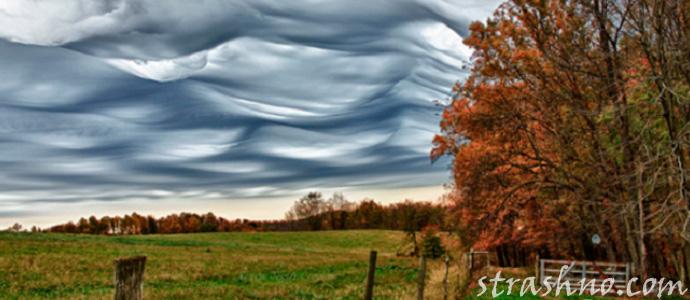 мистика с разгоном облаков