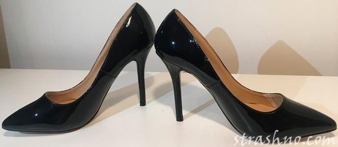вещий сон про черные туфли