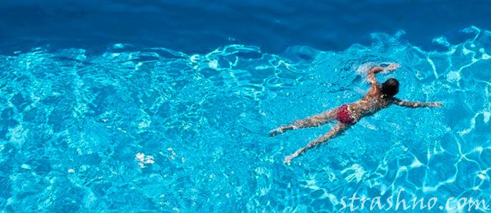 сон о плавании