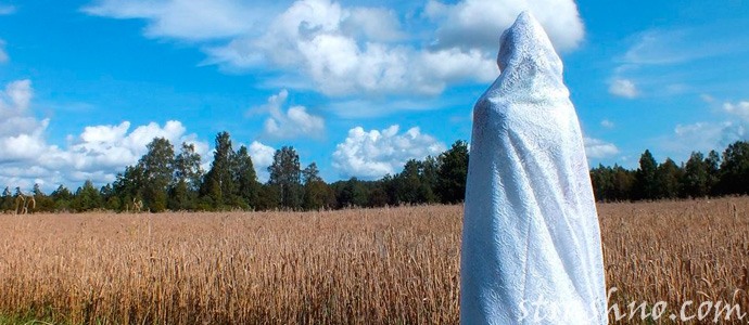 сбывшийся сон про белый саван