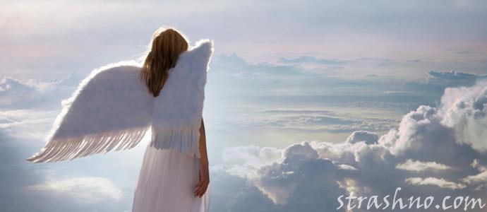 приснился ангел-хранитель