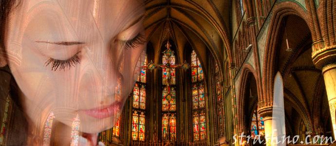 история о молитве святому