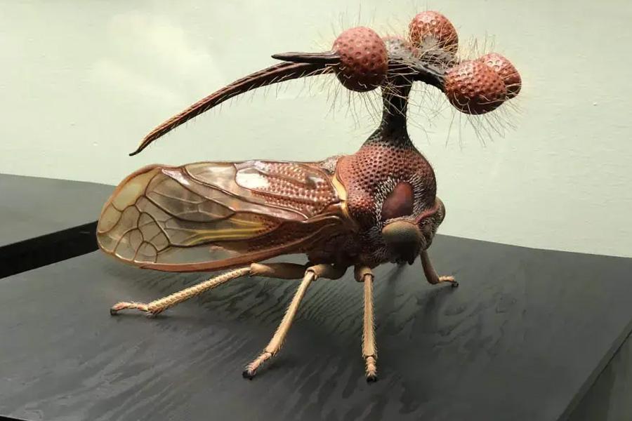 страшный жук