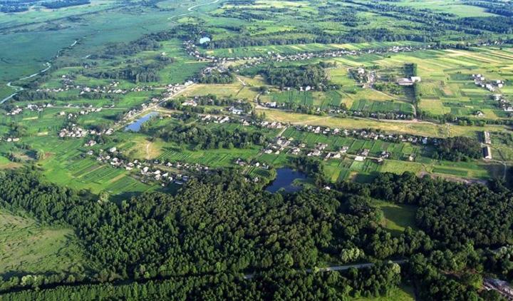мистическое Село Заезд