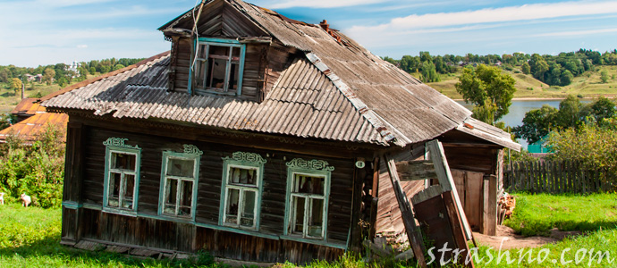 мистика старого дома