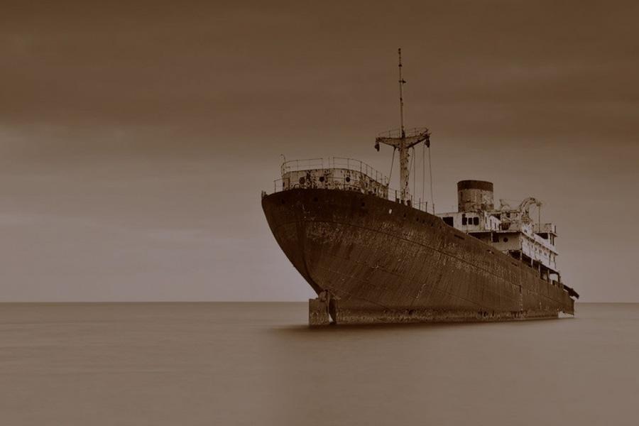 корабль-призрак Оуранг Медан