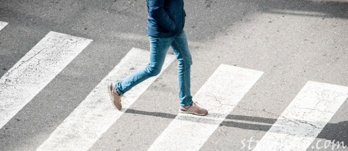 мистика пешеходного перехода