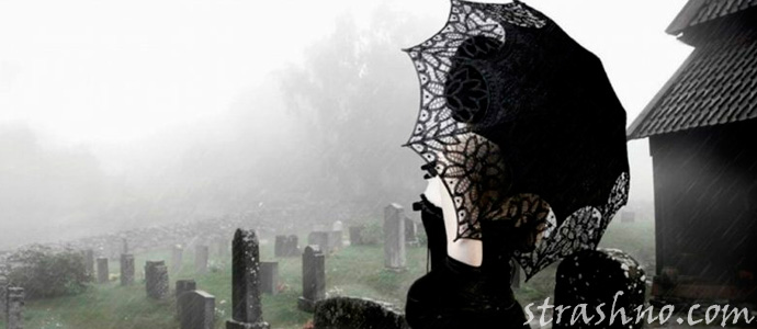 нельзя часто ходить на кладбище