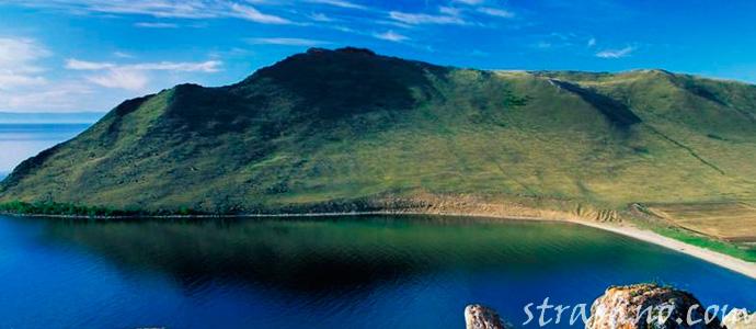 проклятый остров озера Байкал