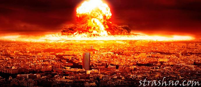 Ядерные взрывы в Японии