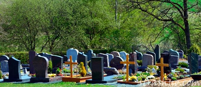 Что нельзя делать, посещая кладбище