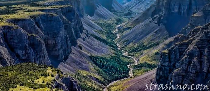 Канадская Долина Безголовых