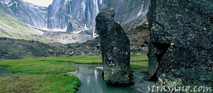 национальный парк Наханни в Канаде